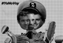 """#YoNoVoy"" de Ismael Millán/asambleadigital.es"